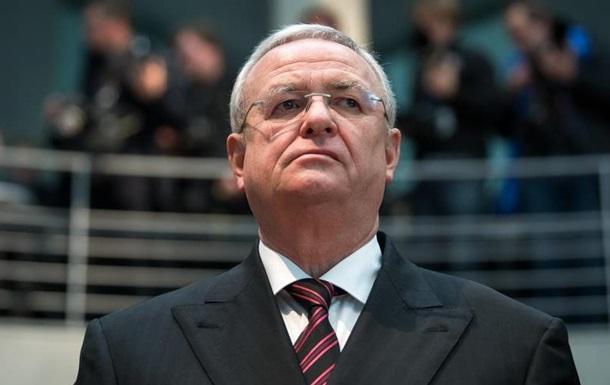 Дизельний скандал: США пред явили обвинувачення екс-керівнику Volkswagen