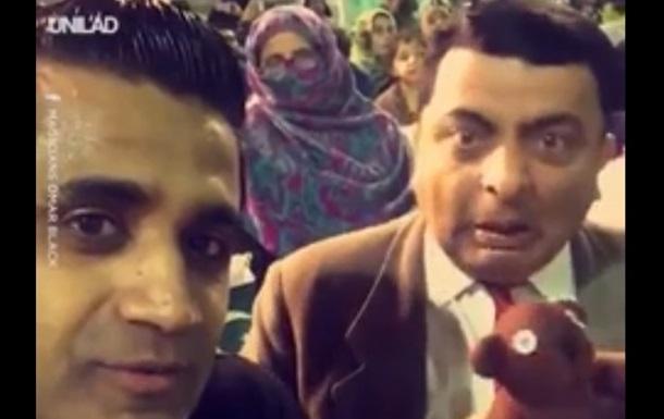 Сеть удивил пакистанский  мистер Бин
