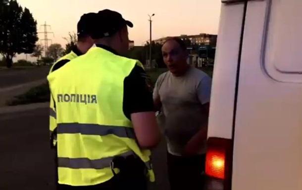 В Кривом Роге пассажиры атаковали полицию за проверку маршруток