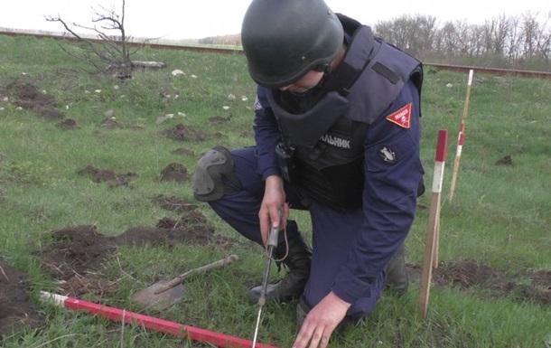 Житель Краматорська виявив на городі авіаційну бомбу