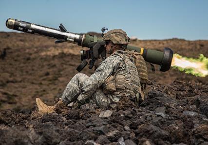 Javelin в Украине: два аспекта