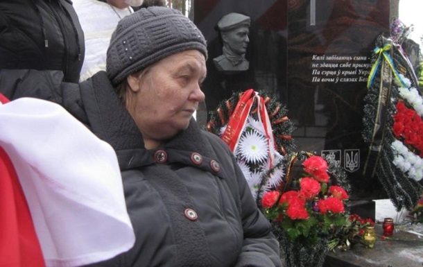 У Білорусі померла мати Героя України Жизневського