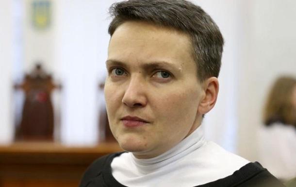 Троянская кобыла : Фарион предложила вернуть Савченко в Россию