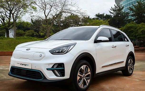 У Кореї представили електричний Kia Niro