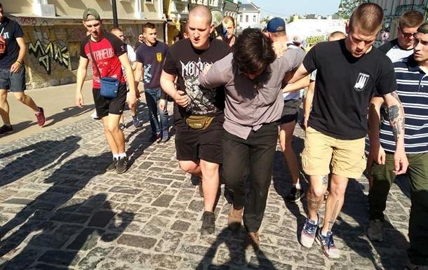 Националисты захватили воевавшего за ДНР бразильца