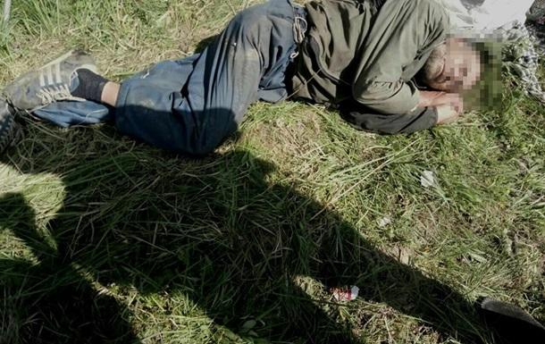 Во Львовской области в поле нашли парализованного литовца