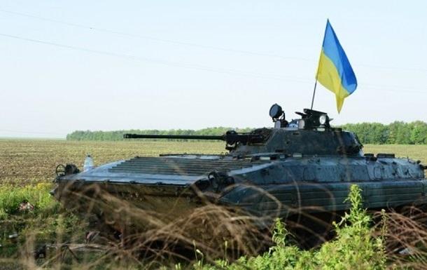 НаЧернігівщині солдат загинув наполігоні через наїзд БМП