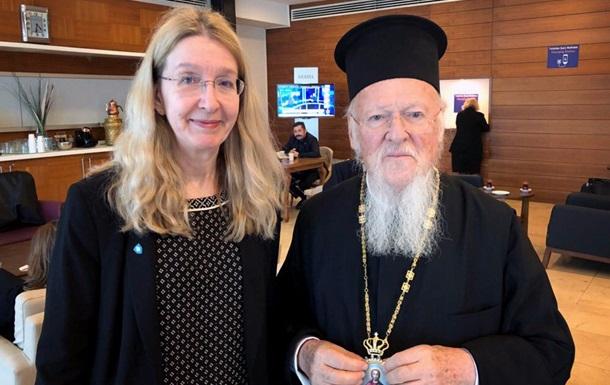 Супрун заявила о жалобах на давление со стороны противников автокефалии УПЦ