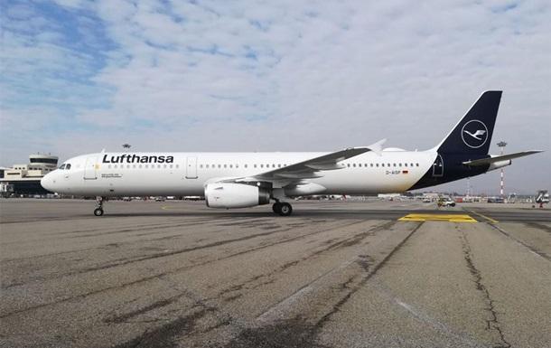 Lufthansa збільшила кількість рейсів до Києва