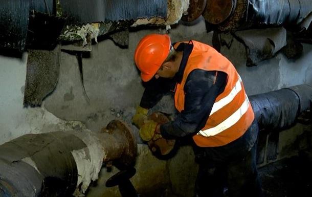 Город Каменское отрезают от центрального отопления