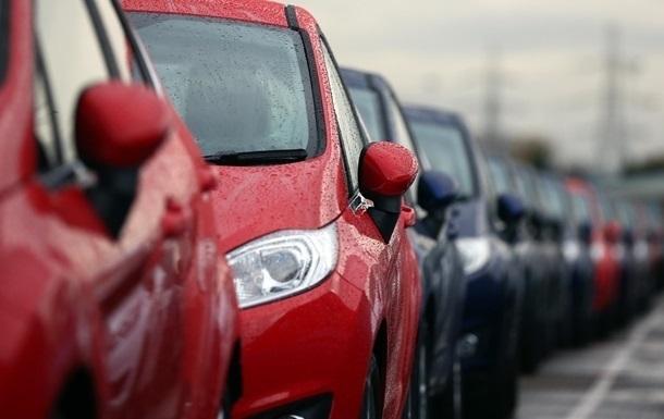 В Украине значительно выросли продажи новых авто