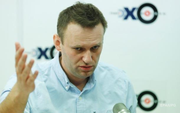 Полиция отпустила Навального до суда