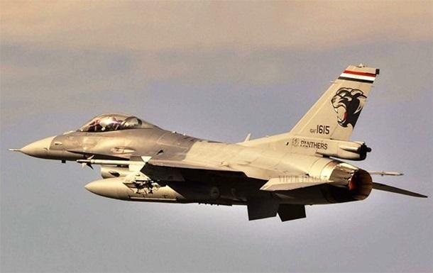 Ирак нанес авиаудар по позициям ИГИЛ в Сирии