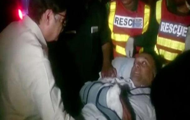 В Пакистане совершили покушение на главу МВД
