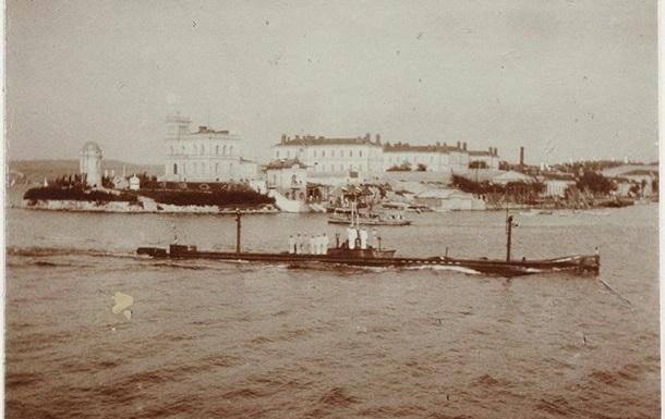 У берегов Севастополя нашли затонувшую в 1909 году подлодку Камбала