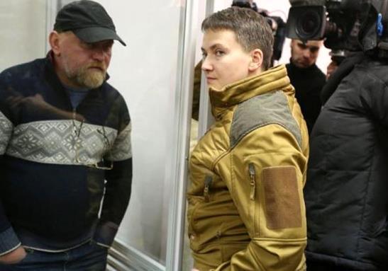 Что нового в деле Савченко-Рубана?