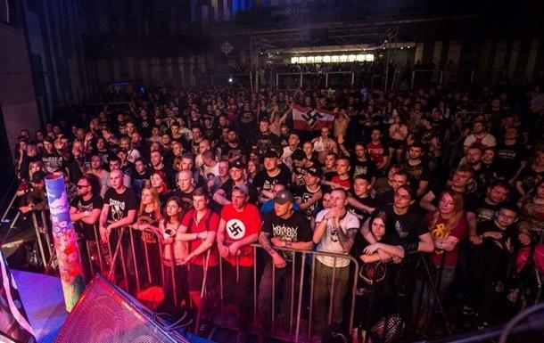 Щодо київського концерту з нацистською символікою завели кримінальну справу