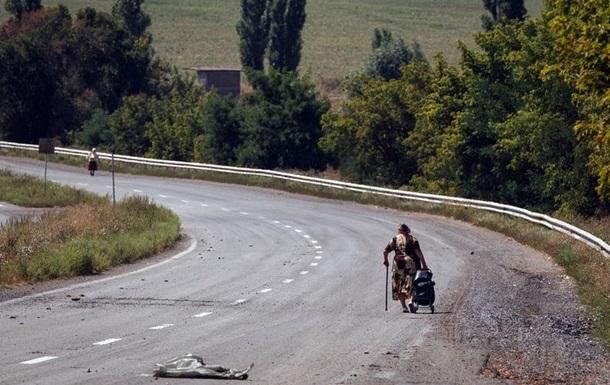 В Херсонской области автобусы не заходят в села из-за отсутствия дорог