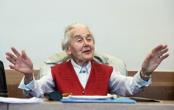В Германии разыскивают 89-летнюю нацистку-рецидивистку