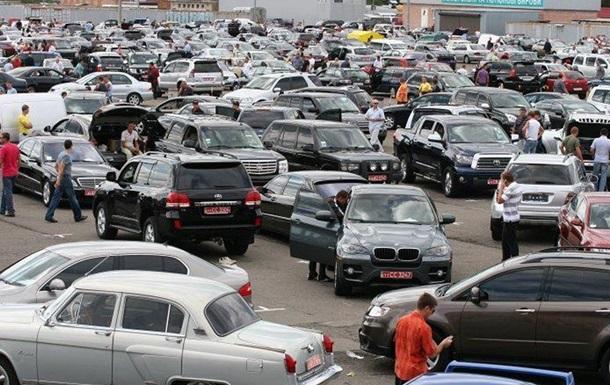 В Украине продажи б/у автомобилей выросли на 85%