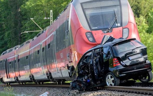 У Баварії сталися дві залізничні аварії: загинули чотири особи