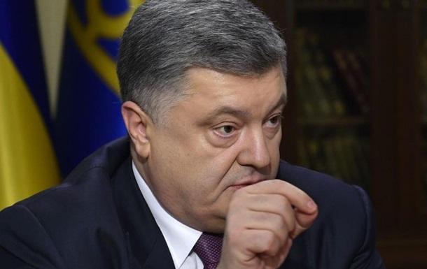 Половина воюющих на Донбассе являются гражданами РФ – Порошенко