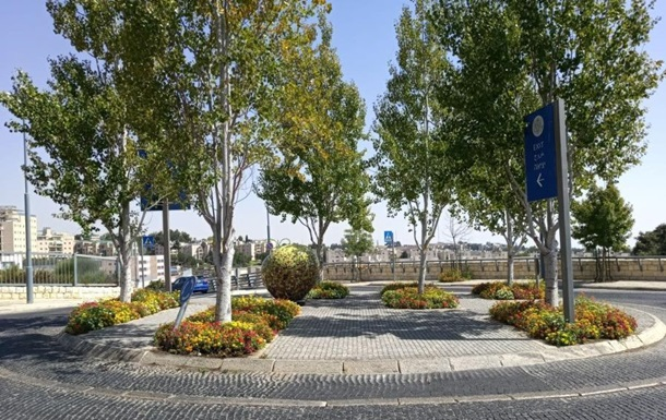 В Иерусалиме одну из площадей назовут в честь Трампа