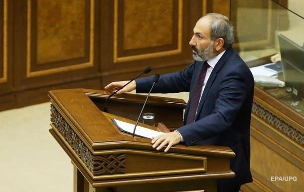 Лидер протестов в Армении стал премьер-министром