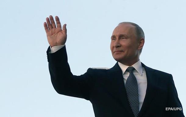 Путин не поздравил Порошенко с Днем Победы
