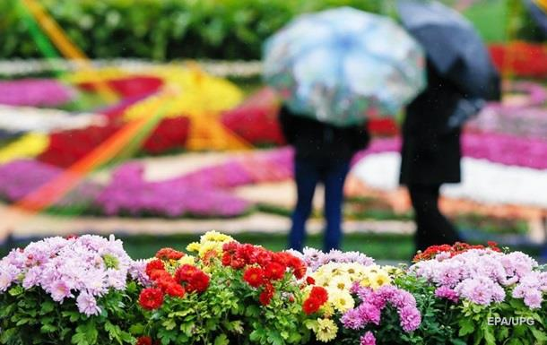 Погода на 9 мая в Украине: жара и грозы