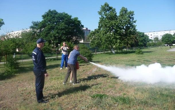 В Україні до 12 травня буде надзвичайний рівень пожежної небезпеки