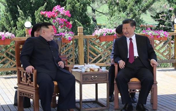 Глава Китаю провів зустріч з лідером КНДР