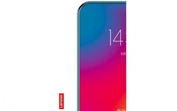 Lenovo показала смартфон с рекордно крупным экраном