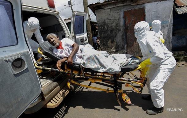 У Конго від лихоманки Ебола загинули 17 людей