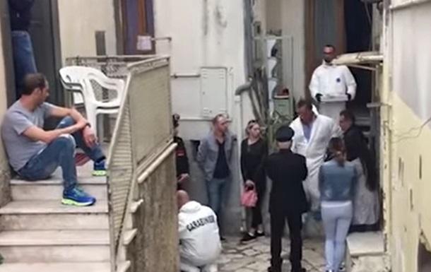 Італієць убив дружину-українку і застрелився - ЗМІ