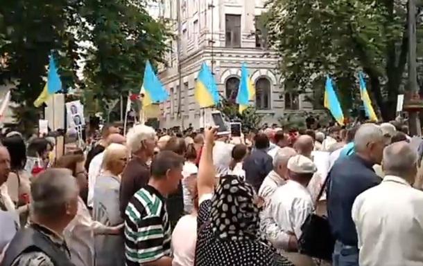 Сьогодні 365 тисяч українців брали участь в акціях