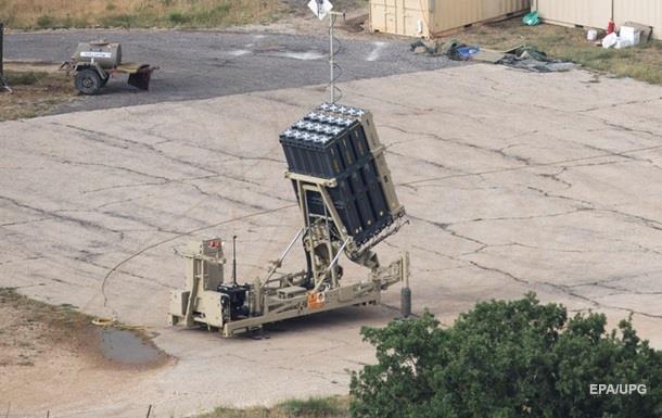 Ізраїль заявив про удар іранських ракет із Сирії