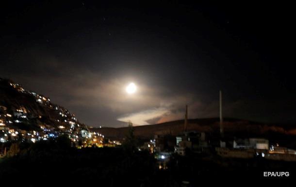 В Сирии сбили десятки израильских ракет − СМИ