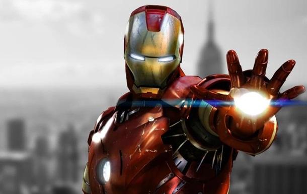 В Голливуде исчез костюм Железного человека