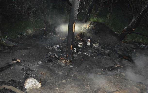 Во время пожара в Днепре погибли три человека
