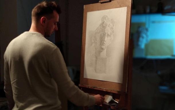 Как научиться рисовать в Киеве. Уроки с репетитором.