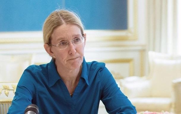Отравление в Черкассах: Супрун рассказала подробности