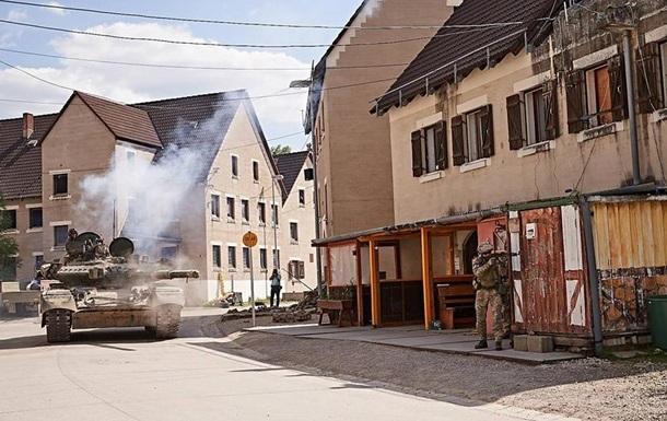 ВСУ на учениях НАТО сыграли роль  плохих