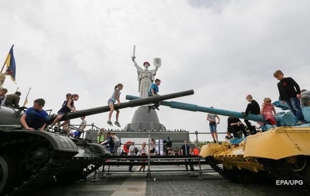 Як 9 травня відзначили в Україні