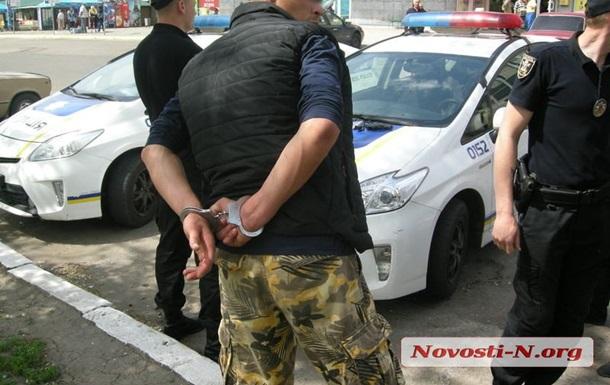 В Николаеве пьяные военные открыли стрельбу на вокзале