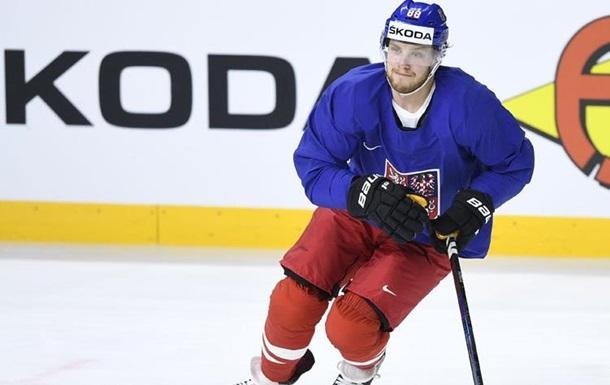 Російським ЗМІ заборонили розмовляти з хокеїстами Чехії на ЧС