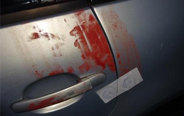 В Киеве водитель избил полицейского битой
