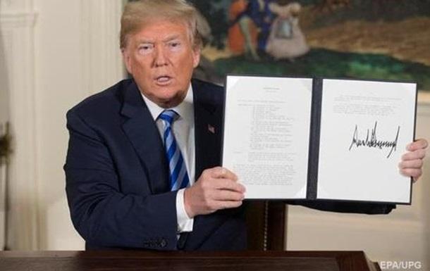 Иранская игра Трампа и игра Трампом. Часть 1