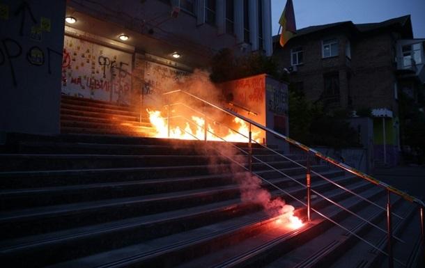 В ОБСЄ засудили спробу підпалу телеканалу Інтер