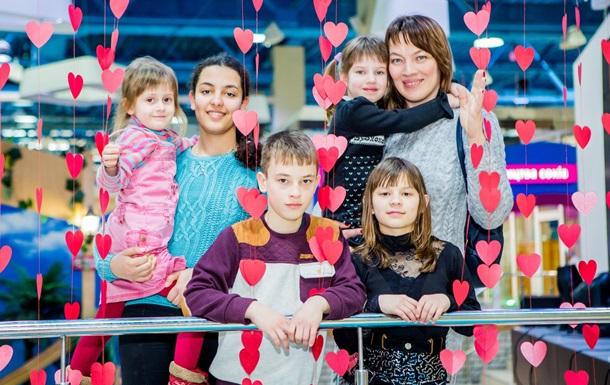 Сила материнської любові